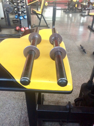 Kits de Barras e anilhas artesanal musculação  - Foto 4