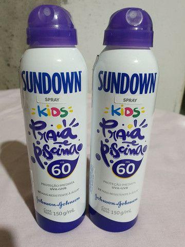 Protetor solar SUNDOWN SPRAY KIDS