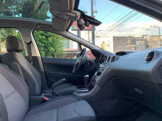 308 2013 2.0 ALLURE 16V FLEX 4P AUTOMÁTICO - Foto 13