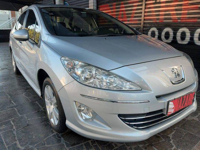408 2012/2012 2.0 ALLURE 16V FLEX 4P AUTOMÁTICO - Foto 5