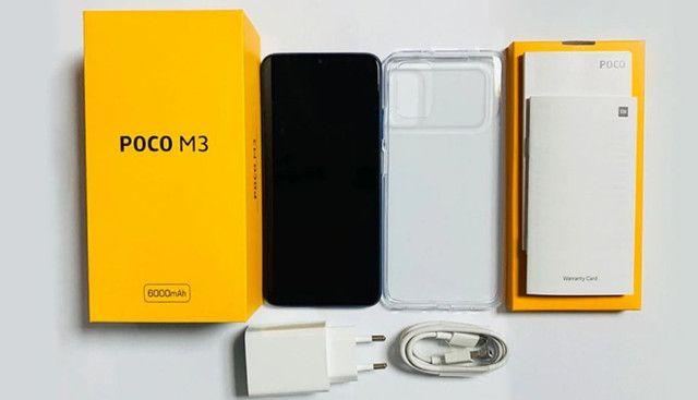 Pocophone M3 128GB + 4GB Ram Global Azul ( Poucas unidades ) - Foto 4