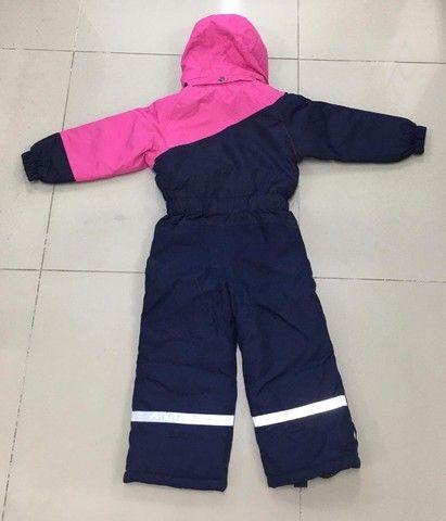 Macacão para frio Kamik Infantil - 2 unidades  - Foto 2