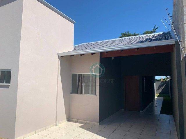 Casa com 2 dormitórios à venda, 78 m² por R$ 240.000,00 - Nova Lima - Campo Grande/MS