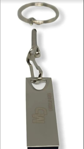 Pen Drive 16gb Chaveiro Masterdrive 10 Ano De Garantia - Foto 6