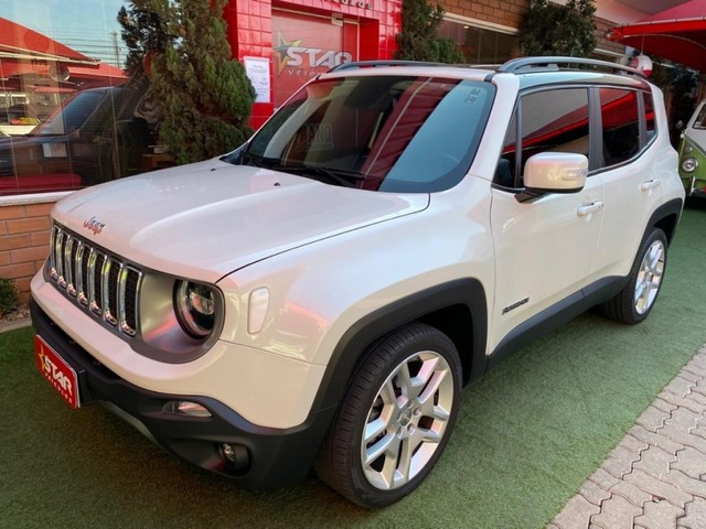 JEEP RENEGADE LIMITED 2019 STARVEICULOS - Foto 14