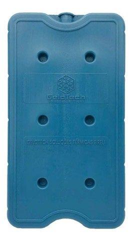 Gelo Rigido Reutilizável Gel Artificial Com 750ml  27,5x15x2,3 cm