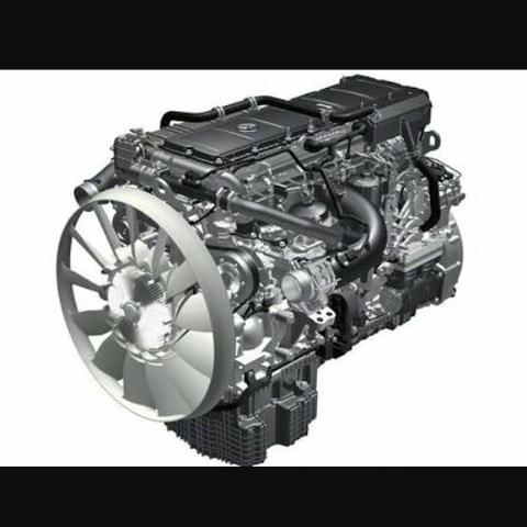Motor FH D13 540 ano 2011