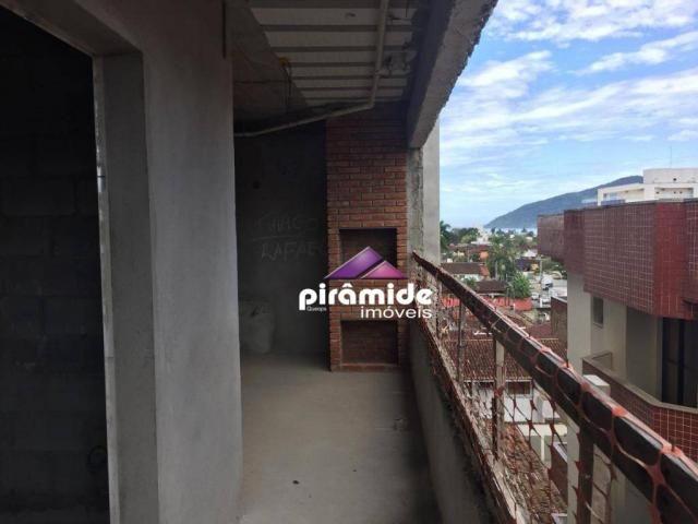 Apartamento residencial à venda, centro, ubatuba.