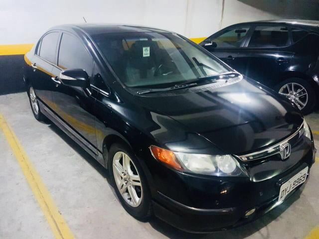 Honda Civic Exs 2007 Flex