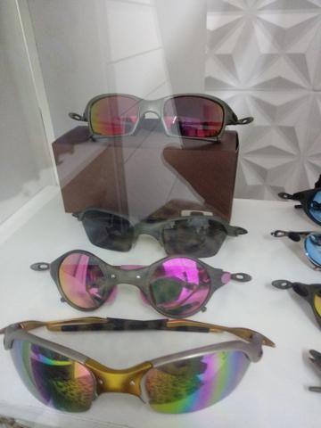 ad1732065e Oculos oakley varios modelos juliets - Bijouterias, relógios e ...