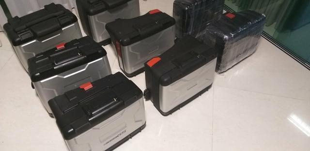 Venda suas malas originais bmw modelo vario - Foto 2