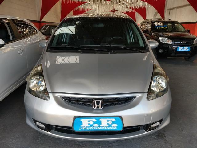 Honda Fit Ex 1.5 2008 Com Multimídia