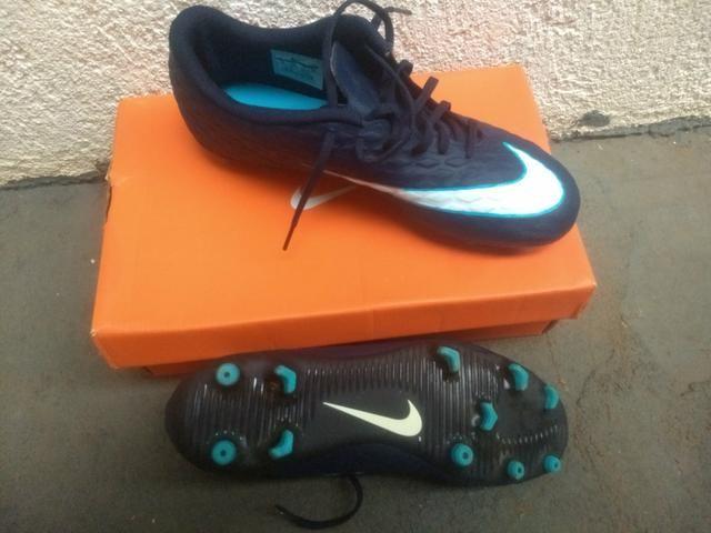d184854a84eef Chuteira Nike Azul Original 40/41 - Nota fiscal de compra - Roupas e ...