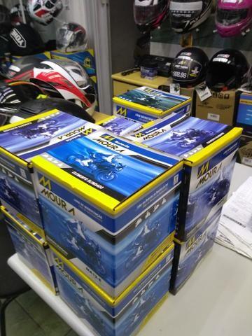 Bateria moura para motos citycom300i boulevard m800 ma10-e entrega em todo rio - Foto 6