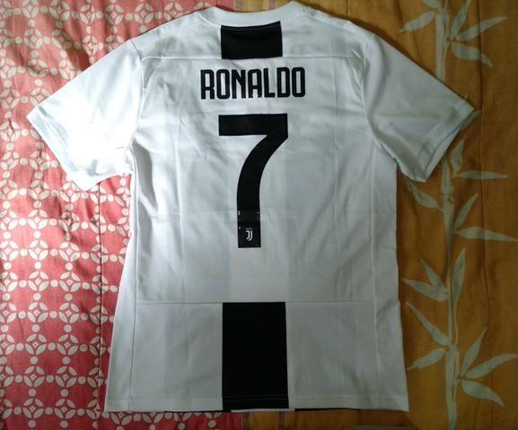 12bd3efff8 Camisa Juventus Ronaldo - Esportes e ginástica - Distrito Ind ...