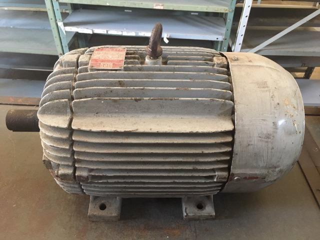 Motor Elétrico 15 CV - WEG - Foto 2