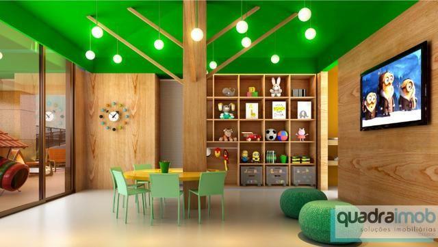 Apartamento 02 Quartos C/ Suíte - 02 Vagas - Andar Alto - Raridade - Foto 4