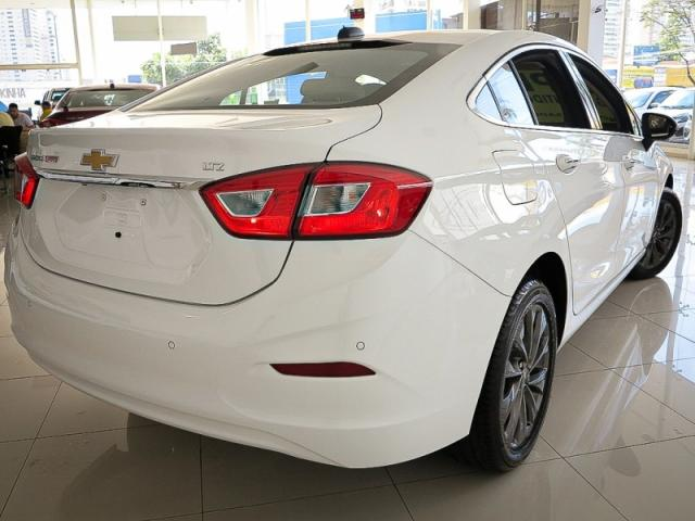 CHEVROLET  CRUZE 1.4 TURBO LTZ 16V FLEX 2019 - Foto 4