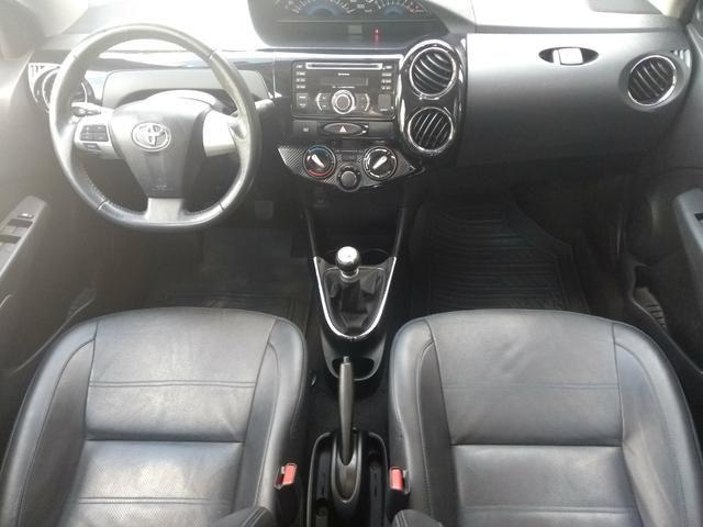 Etios sedan platinum 1.5 flex - Foto 5