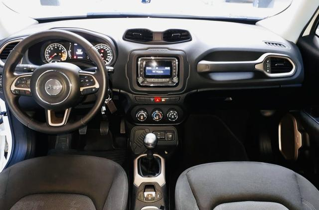 Jeep Renegade Sport 1.8 câmbio manual 32 mil km + Garantia fábrica - Foto 7