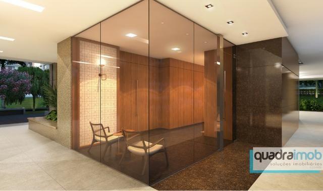 Apartamento 02 Quartos C/ Suíte - 02 Vagas - Andar Alto - Raridade - Foto 9