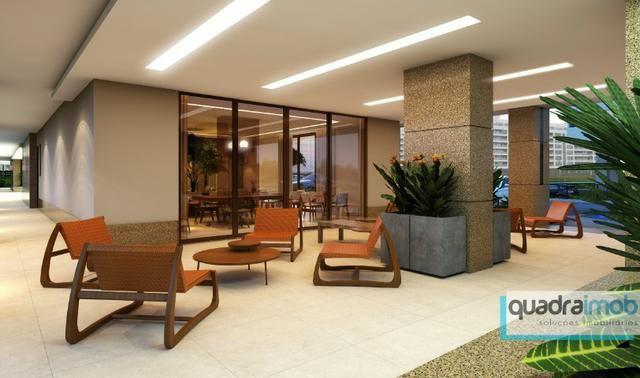 Apartamento 02 Quartos C/ Suíte - 02 Vagas - Andar Alto - Raridade - Foto 14