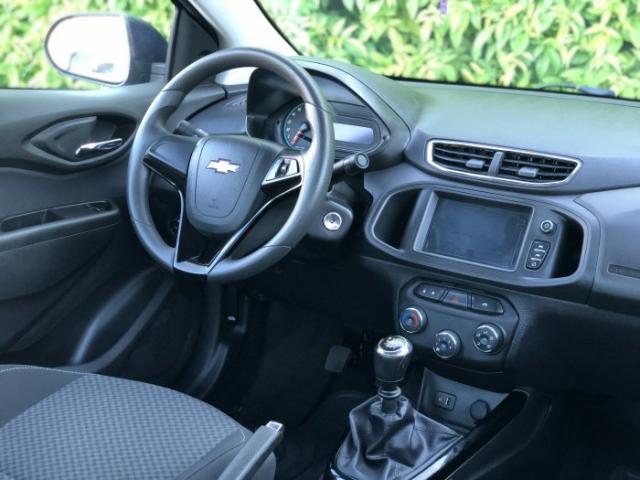 Chevrolet prisma 2018 1.4 mpfi lt 8v flex 4p manual - Foto 9