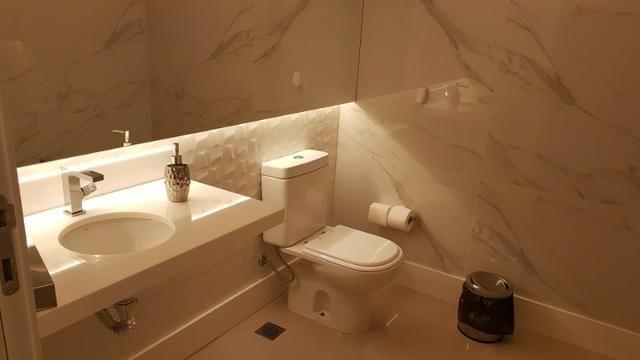 Excelente Apartamento em Capim Macio Palazzo Ponta Negra - Foto 15