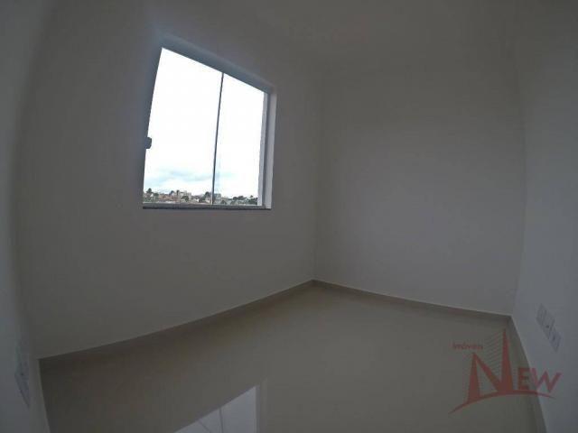 Belíssimo apartamento com 02 quartos no Cruzeiro, São José dos Pinhais - Foto 8