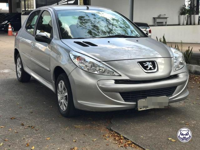 peugeot 207 1.4 hb active flex manual - 2014