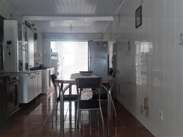 8287   casa à venda com 3 quartos em santa cruz, guarapuava - Foto 9