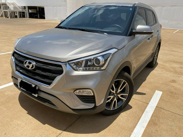 Hyundai Creta Prestige 2.0 apenas 7.500 Km