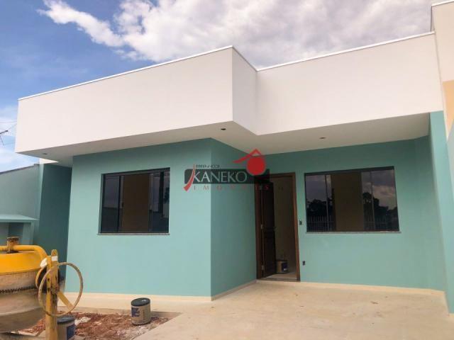 8287 | casa à venda com 3 quartos em batel, guarapuava - Foto 2