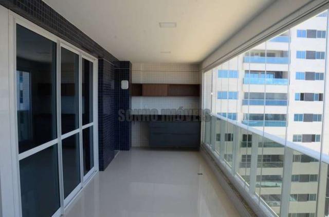 Alugo apartamento no hemispher 360° 4/4 com armários - Foto 8