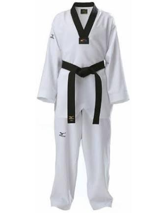 Uniforme taekwondo mizuno