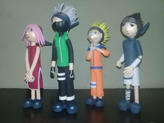 Coleção Naruto - Foto 4
