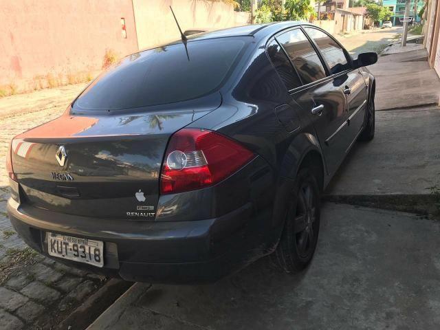 Megane Sedan 07/08 Troco por carro automático