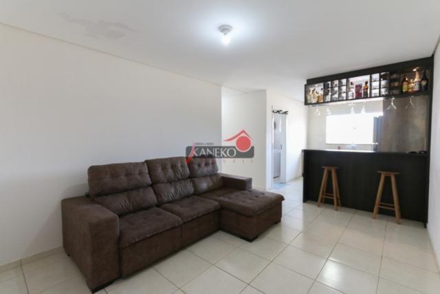 8287 | apartamento à venda com 2 quartos em bonsucesso, guarapuava - Foto 2