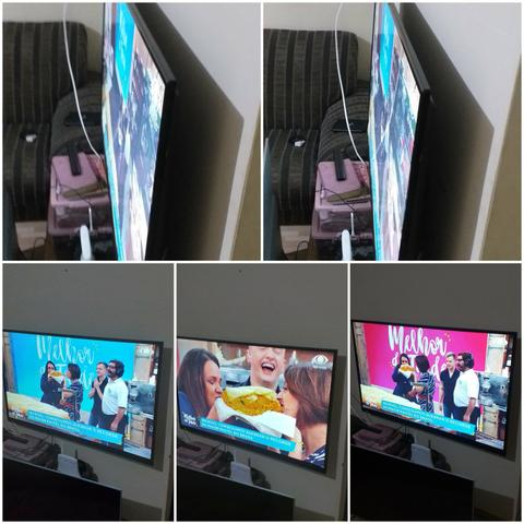 TV IRT esmat 55 polegada pega Wifi 2 mil reais aceita cartão *zap
