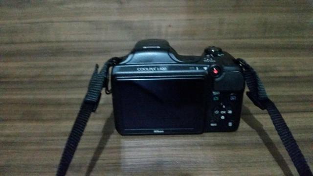 Câmera digital Nikon L-820
