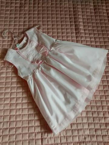 Vestidos tamanho 9 a 18 meses - Foto 4