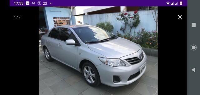 Toyota Corolla 1.8 16v flex gl automático - Foto 7