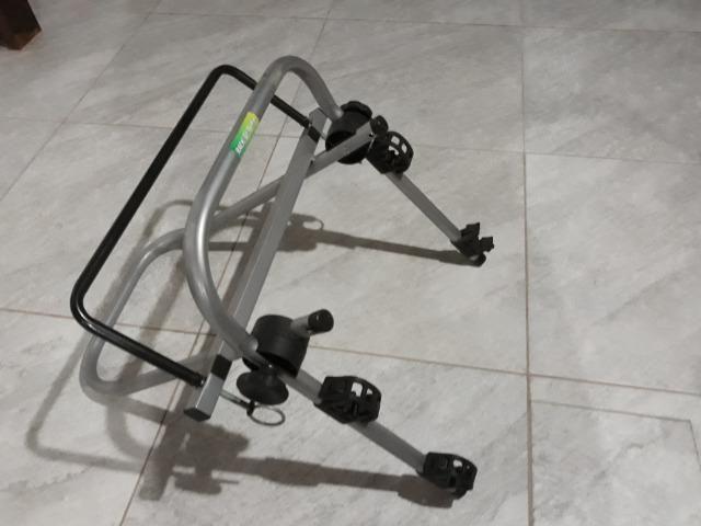 Transbike para estepe (vendo ou troco)
