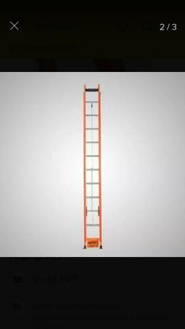 Escada extensiva 12 metros