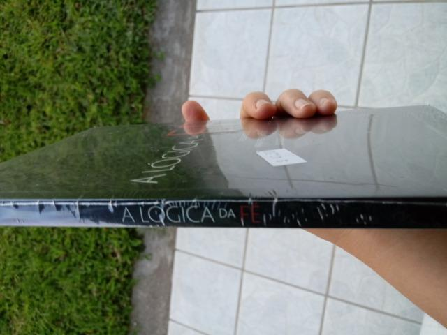 Livro A Lógica da Fé Humberto Rasi e Nanci Vyhmeister Editora CPB - Foto 2