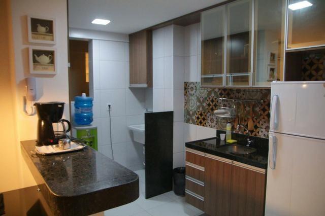 Apartamento de Luxo Novo na Maraponga Com 03 Quartos e Lazer Completo: Paulo Vieira - Foto 7