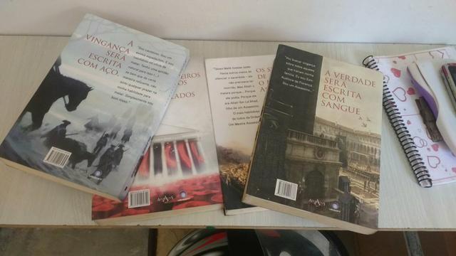 Assassin's Creed - Coleção Livros - Foto 6