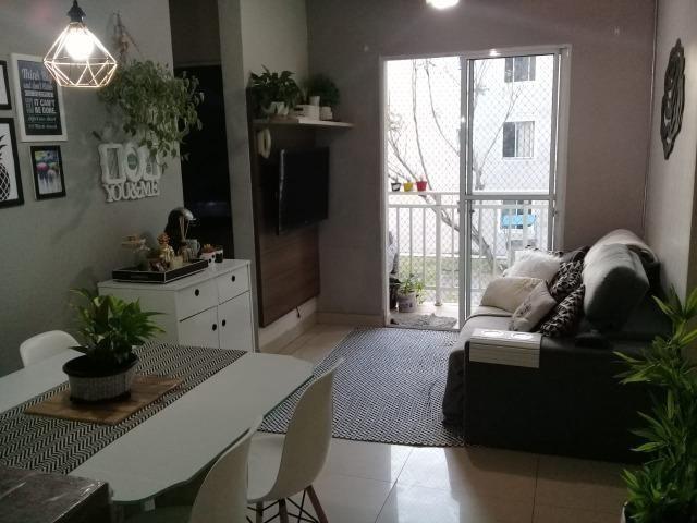 FAB - Vendo Apto, Cond - Vila Itacaré 3 quartos prox à Manguinhos todo modulado! - Foto 2