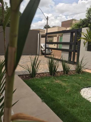 Belíssima casa ótima localização em Vicente Pires, estuda troca! - Foto 11