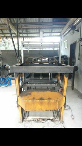 Máquina de fazer blocos - Foto 3
